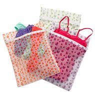 3-piece Mesh Wash Bag Set